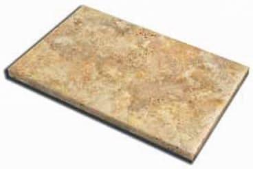 Naturstein Travertinsteine Gold