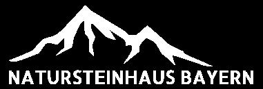 Natursteinhaus Bayern